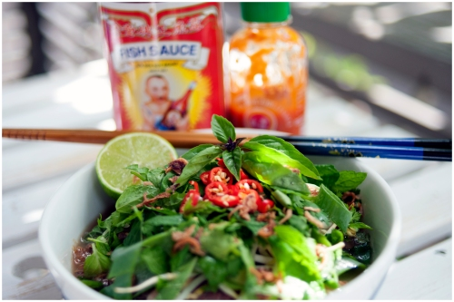 Pho - Sriracha & Fish Sauce